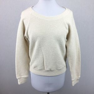 Textile by Elizabeth and James Sz XS sweatshirt